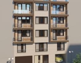 Нова жилищна сграда в гр. Варна, ЛК Тракия, ул.