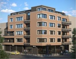 Residential building in Varna, 7-7A Patriarch Evtimiy Str.