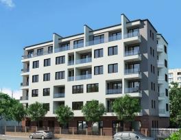 NEW PROJECT! New residential building in Sofia, Nadezhda quarter, 12-14 Vrail Str.
