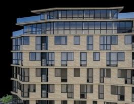 Нова жилищна сграда в гр. Варна, ул.